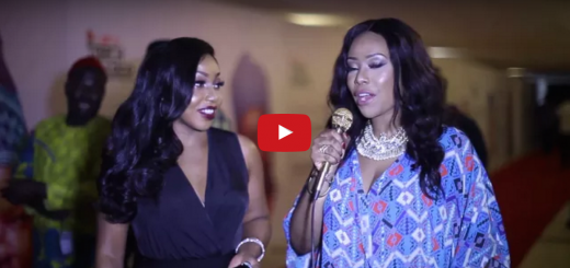 ALLURE VIDEOS- VANGUARD PERSONALITY AWARDS 2015