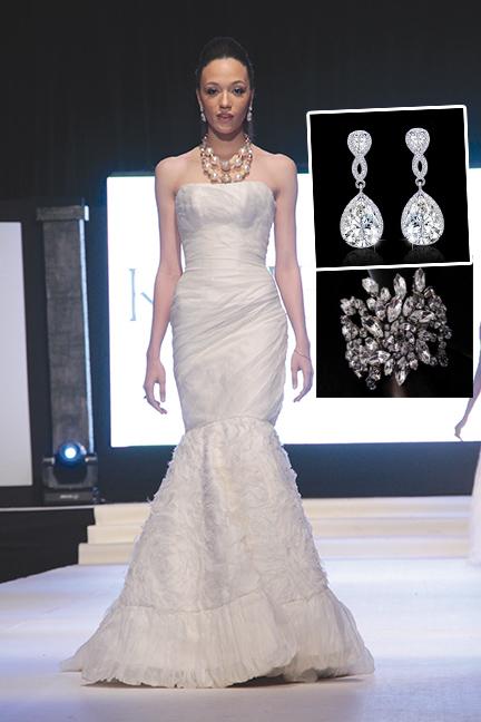 Marmaid wedding dress by Kosibah