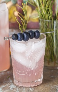 Rosemary blueberry smash 1