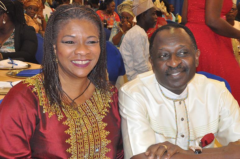 Chief George and Mrs Chinyere Anyiam-osigwe