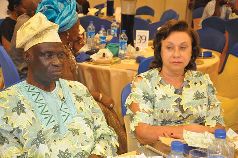 Chief & Mrs Sam Azebeokhai