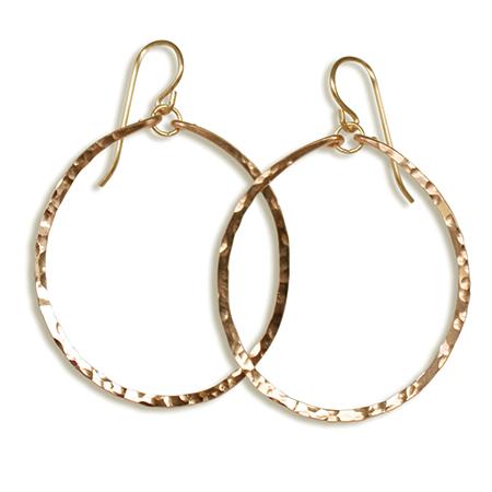 Hoop earings 4b