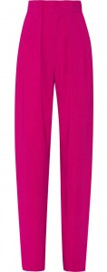 Michelle Rodriguez low slung pants