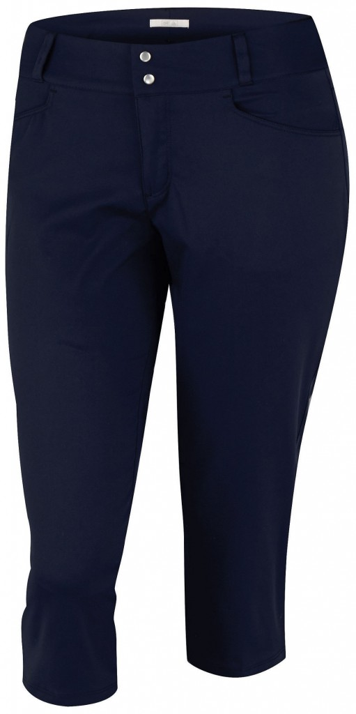 Navy blue capri pants 2