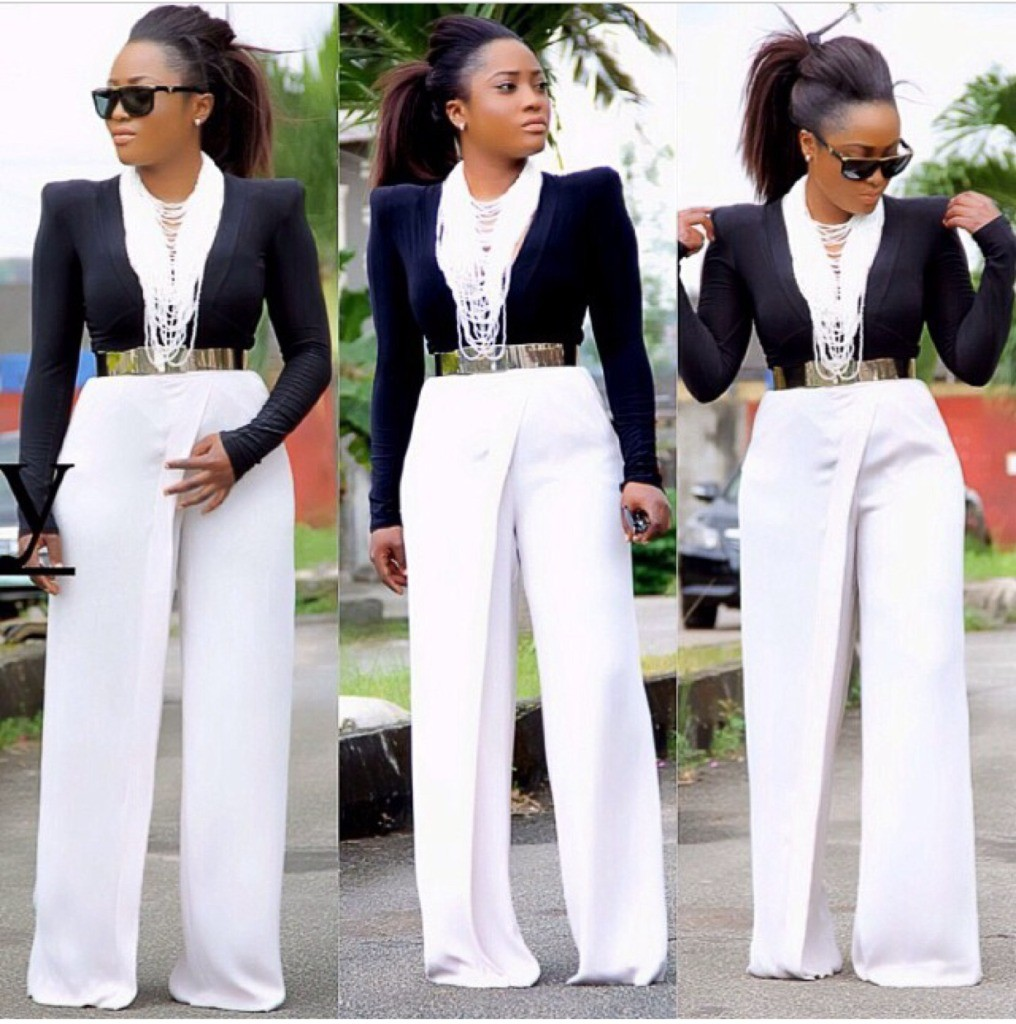 How To Wear Palazzo Pants Well - Vanguard Allure