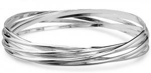 Silver bangles 3a