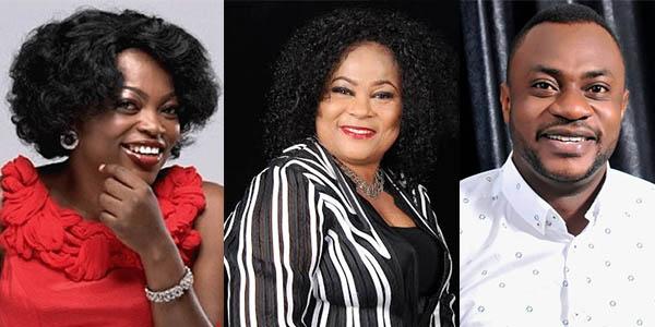 Sola Sobowale, Odunlade Adekola, Funke Akindele