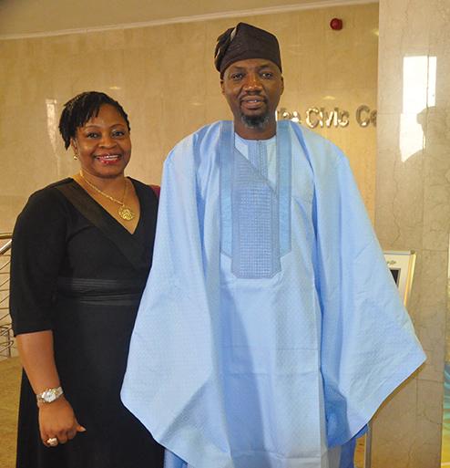 mr & mrs Norbert chukwuma