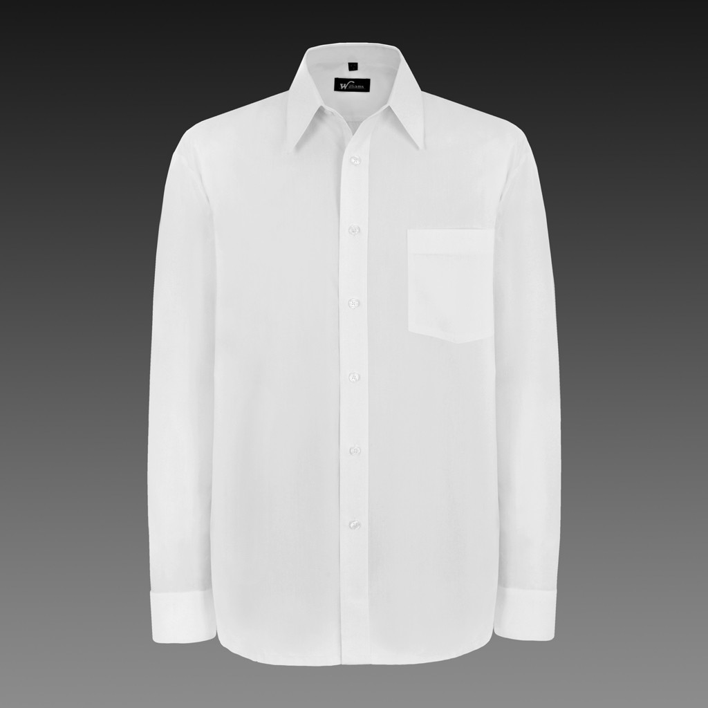 white_williams_classic shirt