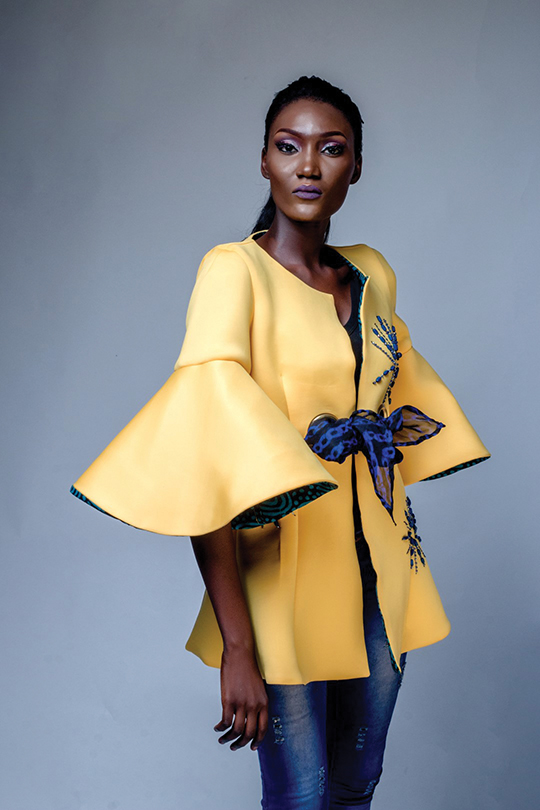 Ade Bakare Cruise Collection