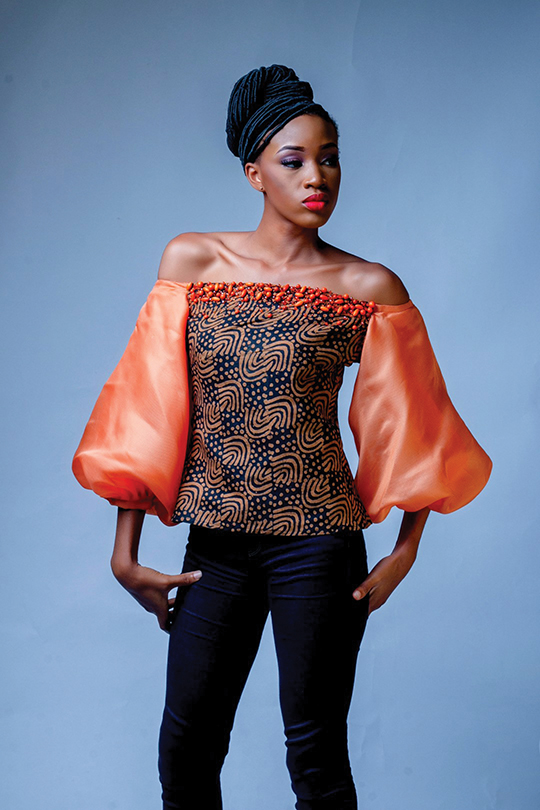 Ade Bakare Cruise Line Collection