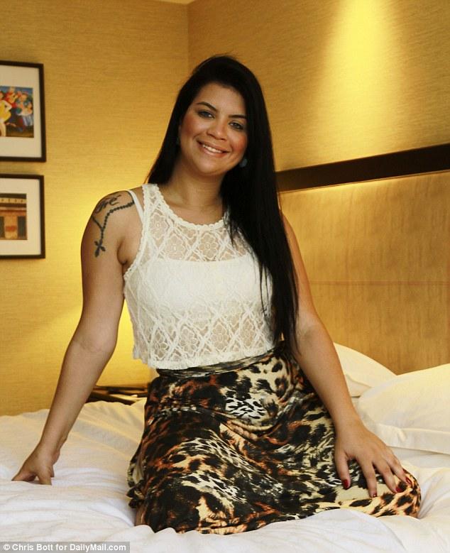Brazillian girl