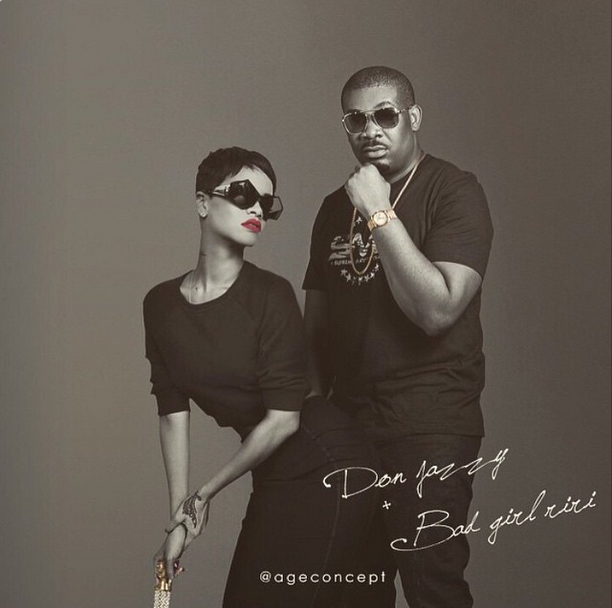 Don-Jazzy-Rihanna