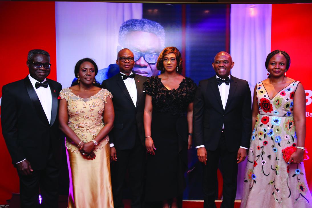Phillips Oduoza and Jumai, Kennedy Uzoka and Lotanna, Tony Elumelu and Awele