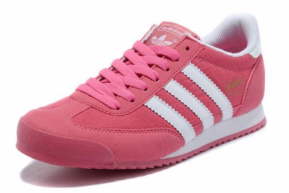 adidas originals dragon pink