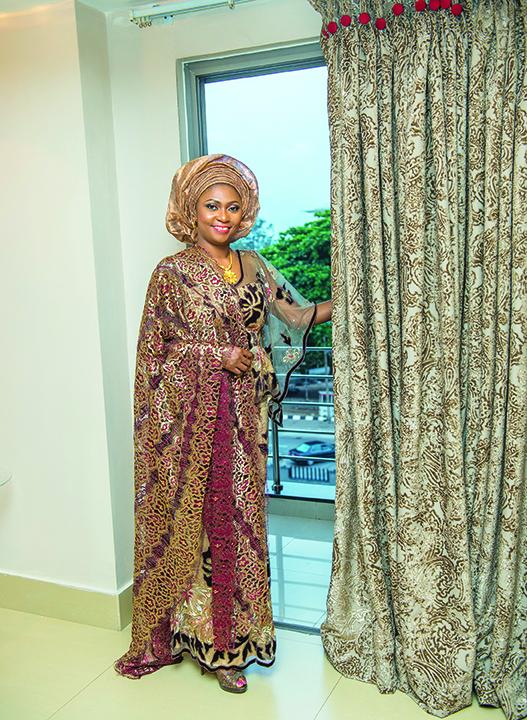 Oyindamola Adeyemi In Deola Sagoe Design