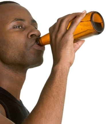 Image result for black man drinking alcohol