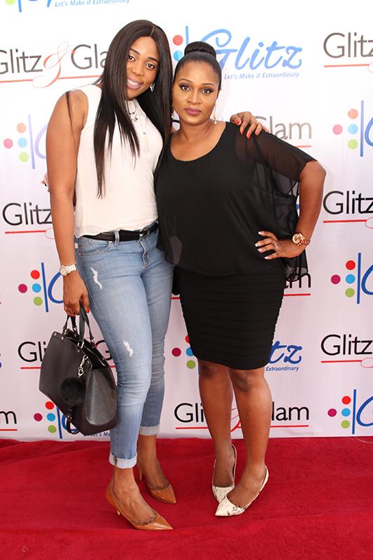 Adaeze Nnanna and Nneka Obi