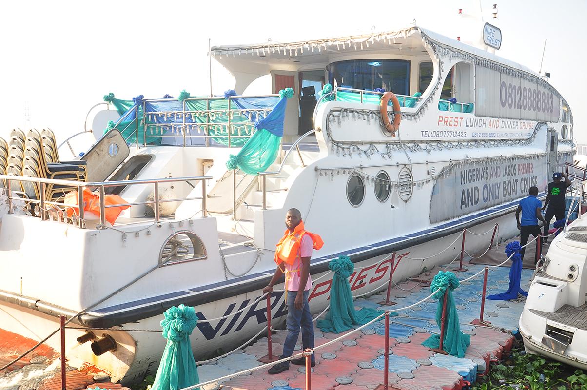 Nire Prest boat