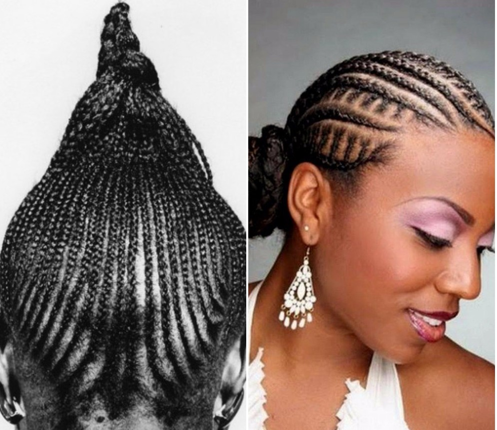 Stunning Photos Of The Evolution Hair Dos In Nigeria
