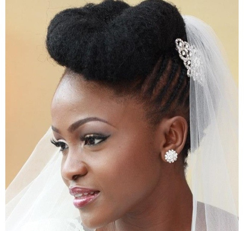 13 Natural Hairstyles For Your Wedding Day Slay: Mixed Reactions Still Trailing Bride, Whose Hair Was Cut