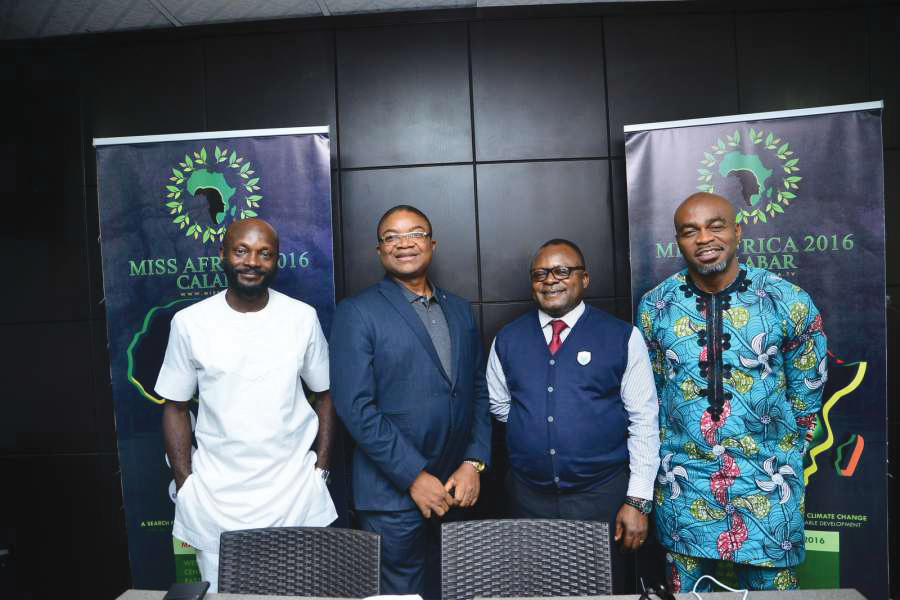 Mr. Thomas Ikpeme, Mr. Gabe Onah, Mr Kenn Aklah and Mr. Charles Ndudim