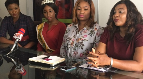 MIss Nigeria Beauty Pageant
