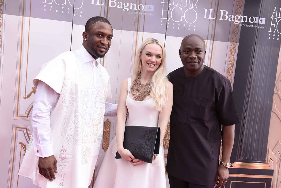 L-R-Darey-Art-Alade-Julia-D.-Lantieri-CEO-Alter-Ego-Project-Group-and-Michael-Owolabi-at-the-launch-of-Alter-Ego-Private-Atelier-in-Abuja