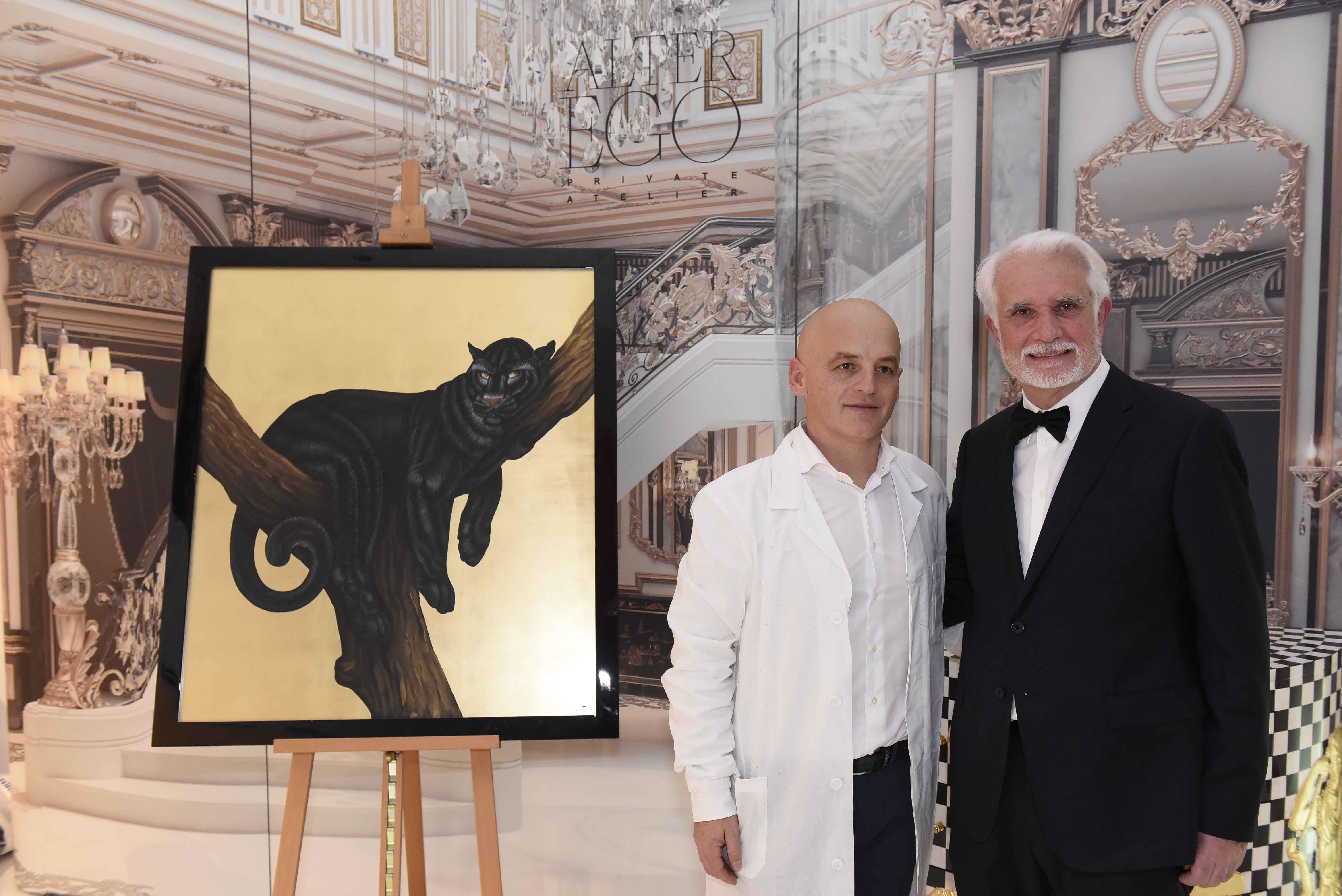 L-R-Massimo-Tasca-Alter-Ego-Design-Artiste-and-Lucio-Doro-President-Alchymia