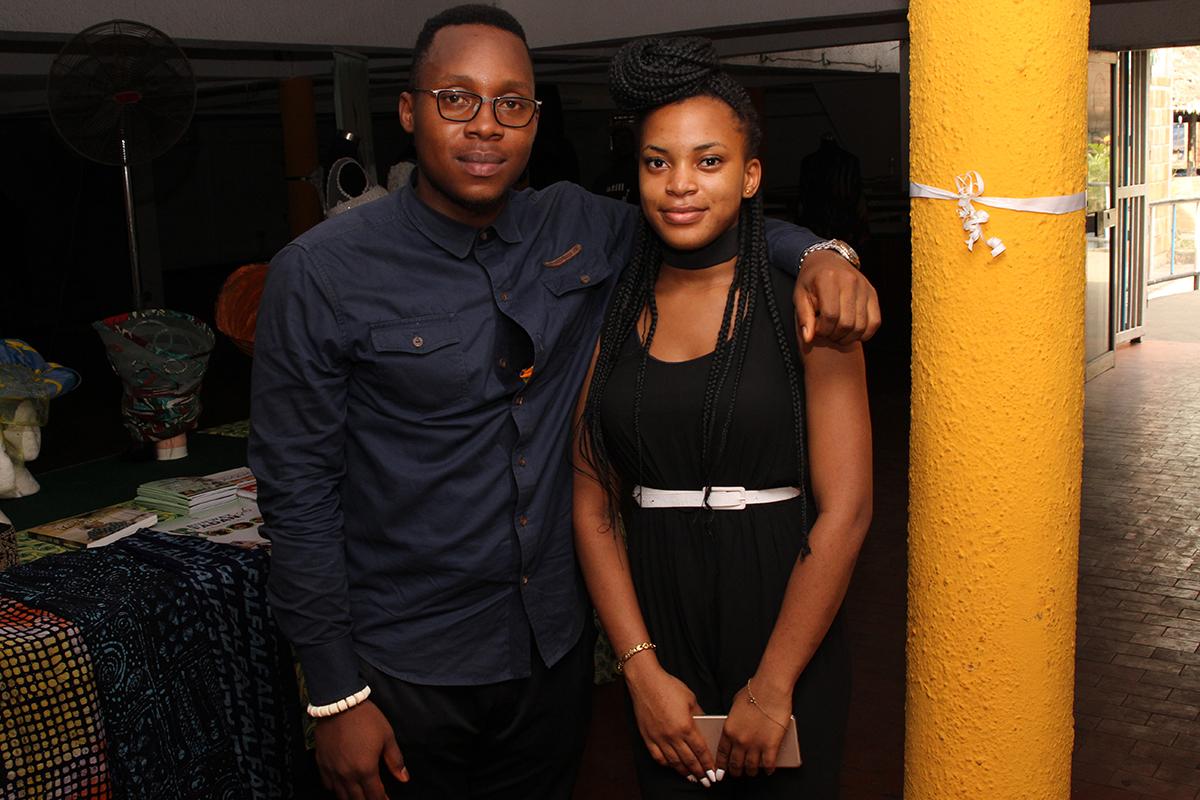 Martins Achukwu and Uche Ubochi