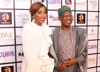 Mo Abudu and Lai Mohammed