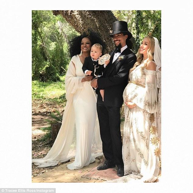 John Sidney Mccain Iv: Legendary Singer, Diana Ross's Son Gets Married To Long