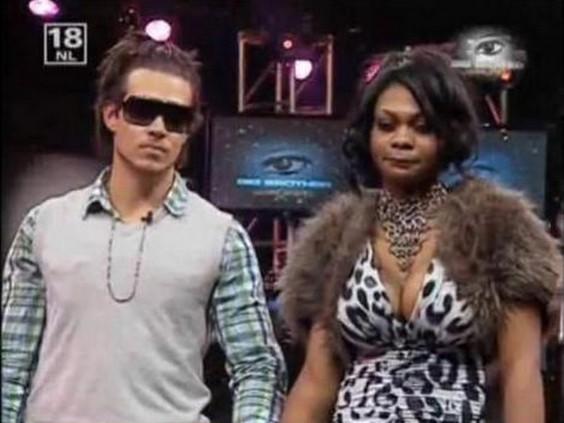 Karen Igho and Wendell