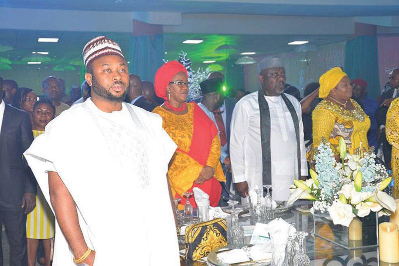 Olakunle Churchill, Monica Ugwuanyi,Rochas Okorocha, Nneoma Rochas Okorocha