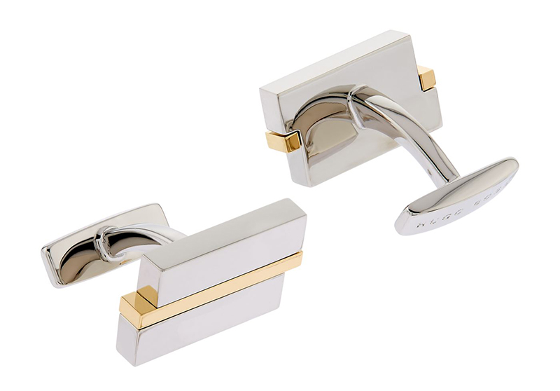 BOSS designer cufflinks