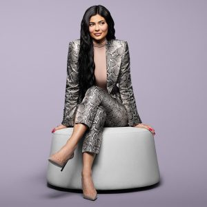 KYLIE JENNER BECOMES YOUNGEST SELF-MADE BILLIONAIRE