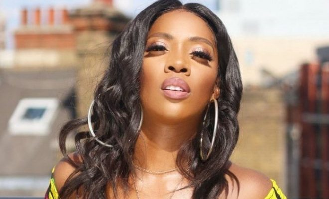 Tiwa Savage gets a billboard at the New York Times Square