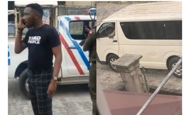 Aisha Buhari warns Police IG against intimidating Timi Dakolo's family members