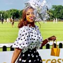 Allure Look Of The Day: Chioma Good Hair in Polka Dots
