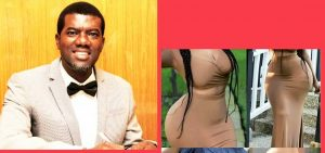 Why you should not marry women who flaunt curves - Reno Omokri to men