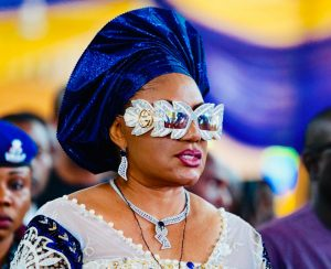 Anambra First Lady steps out in Gucci glassesN991,800 (Photos)