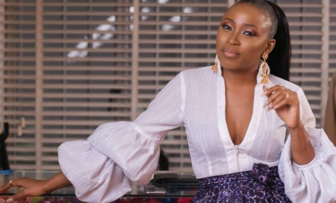Ejiro Amos Tafiri marks 37th birthday with stunning photos