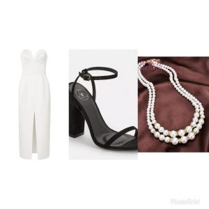 How to rock your white dress glamorously