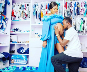 First photo of Toyin Abraham and her cute baby boy