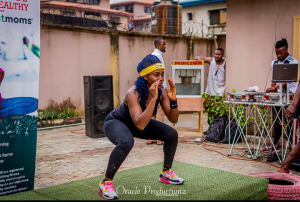 Importance of Squat exercise for women