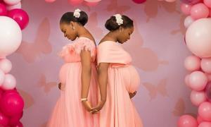Twin sisters Love