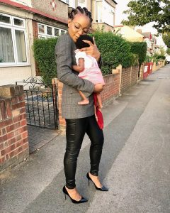 Lola Oj hints she became a mum 3 months