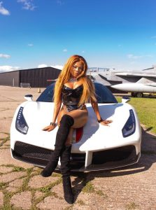 """Ashley Stephanie teases fans with stunning photos from """"TOMBER"""" music video shoot"""