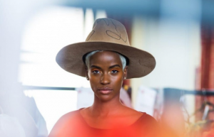 Runway Beauty Looks At Africa Fashion Week London