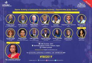 Adefisayo, Kyari, Lawson, Others to Speak at Edusko'sBusiness of Education Summit in Lagos
